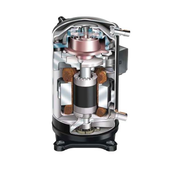 موتور اینورتر در داکت اسپلیت اینورتر بوش 36000