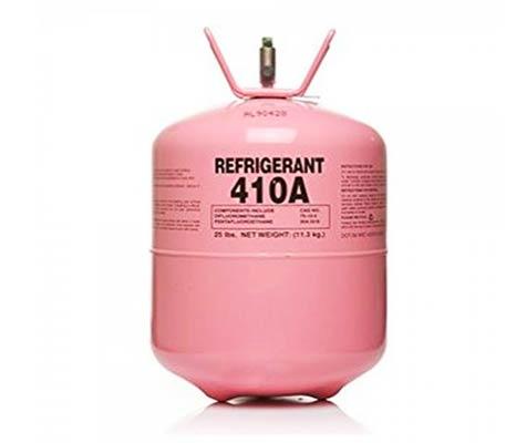 گاز r410A در داکت اسپلیت اینورتر بوش 36000